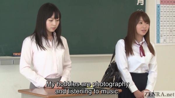saki hatsumi new transfer student