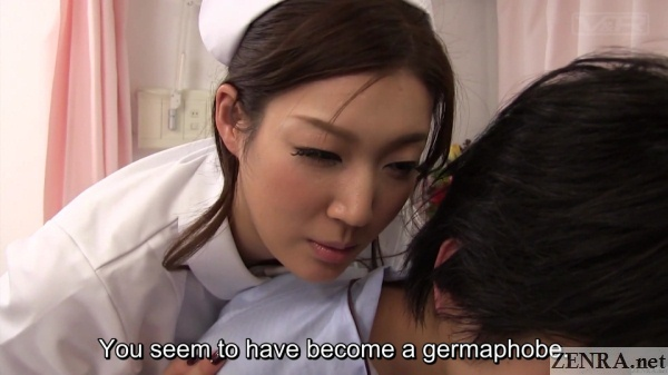 jav nurse mari hosokawa