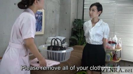 flight attendant visits aoyama massage clinic