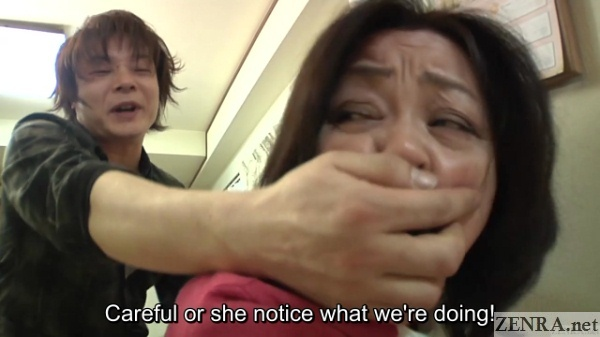 japanese mother in law crazy sex