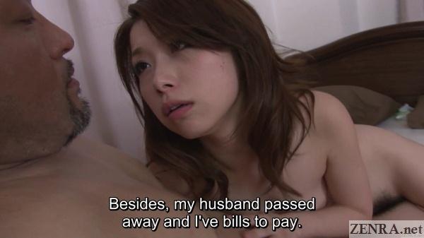 naked katou tsubaki working as at home sex worker