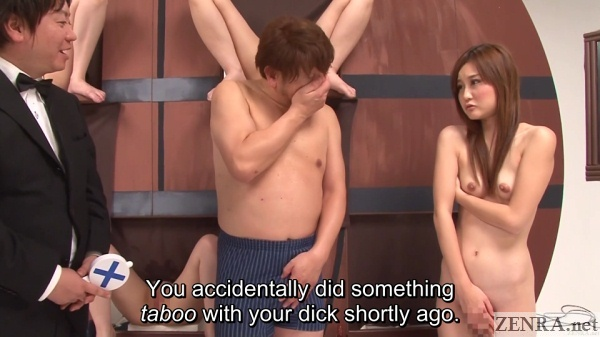 Naked japanese game shows