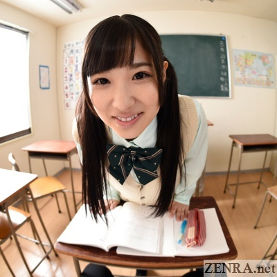classroom with noa eikawa jav vr