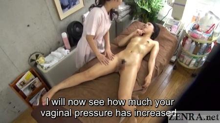 cfnf lesbian clinic vagina exam in japan
