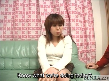 confused japanese amateur