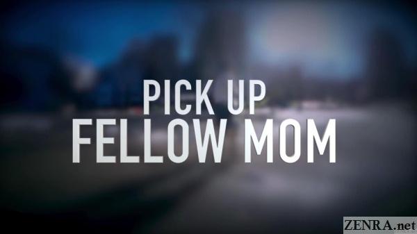 pick up fellow mom jav