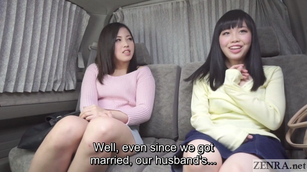 sexless japanese wives interview
