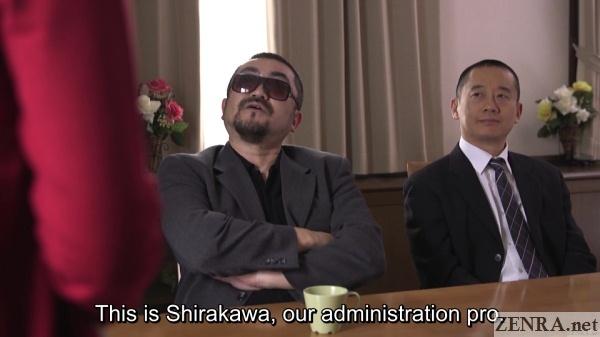 japanese yakuza take over massage clinic