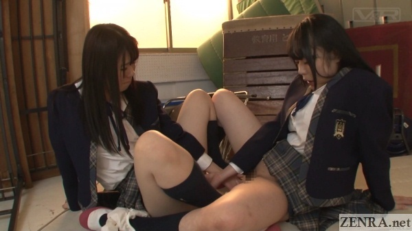 jav schoolgirls fingering each other