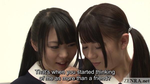 innocent love yuri jav schoolgirls