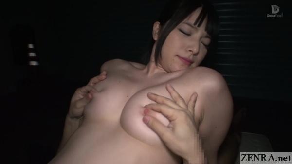 uehara ai nippless squeezed