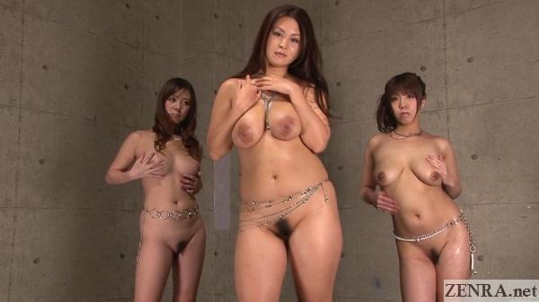 stark naked jav stars with hips bracelets