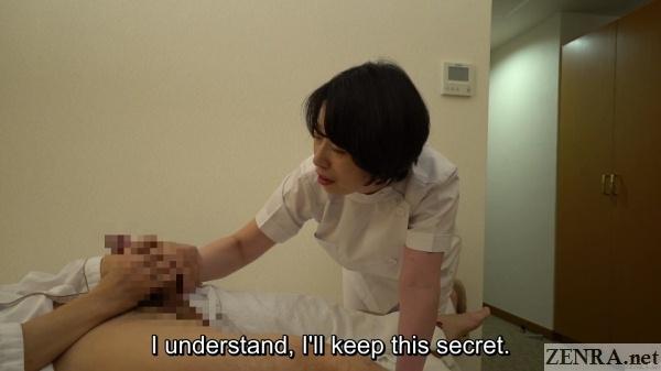 mature masseuse japan accidental handjob