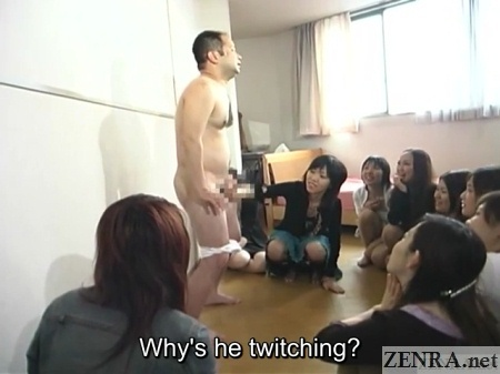 japanese cfnm handjob party