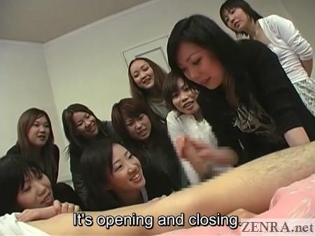 cfnm jav handjob big group of women
