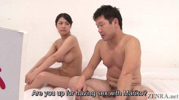 risky jav sex penalty game