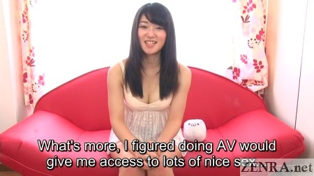 asking jav star about sex access