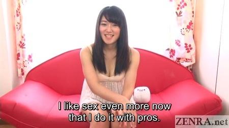 nana usami jav interview about sex