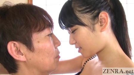 jav star nana usami with ippatsu okada