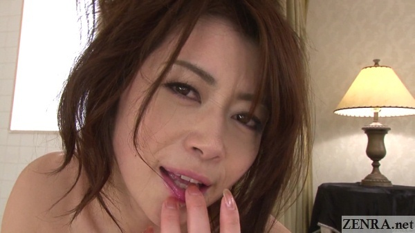 maki hojo after passionate sex
