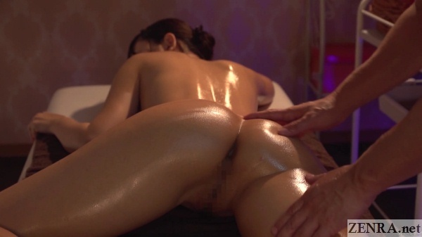 Think, you Naked wife massage can not