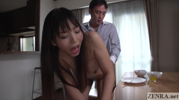 japanese wife unfaithful sex with masseur at home
