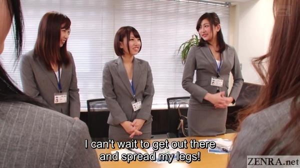 otoha nanase eager to sell insurance