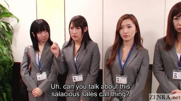 makura eigyou jav insurance company lecture