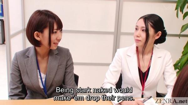 nanase otoha iroha shizuki stripping for success