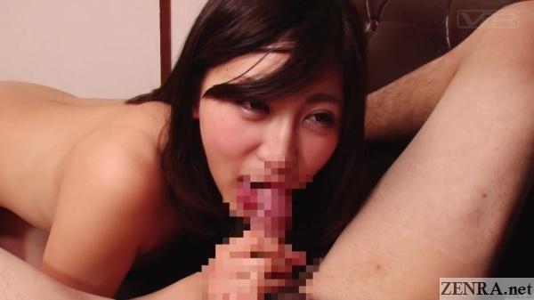 pov blowjob japanese av star yuna shiratori