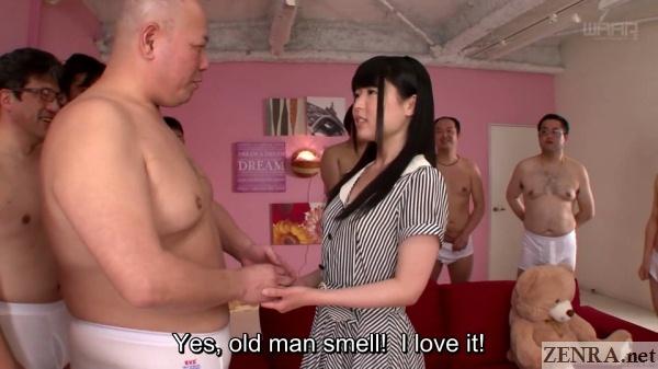 jav star nagomi meets extra large juice man
