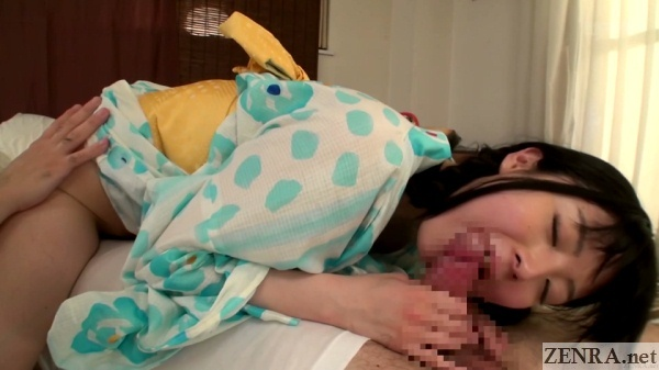 nagomi sixtynine oral sex with old man
