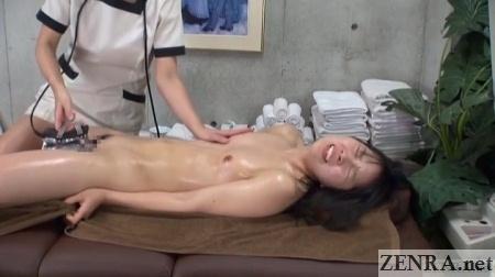 jav lesbian massage accidental orgasm