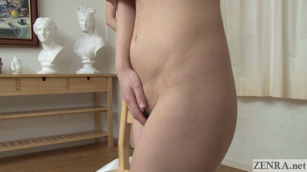 niiyama kaede midsection close up