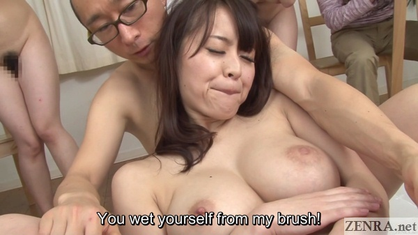 kaede niiyama accidental squirting orgasm