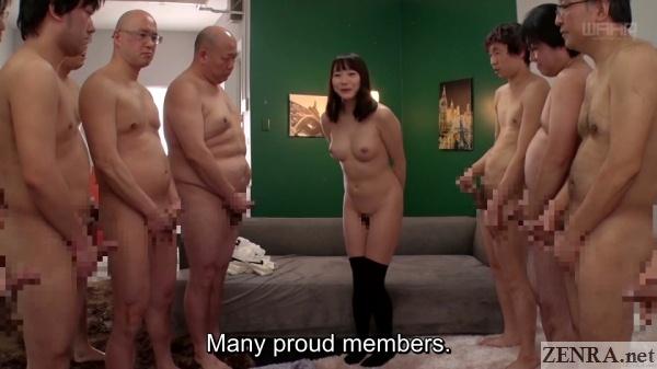 stark naked ayane suzukawa observes masturbating men
