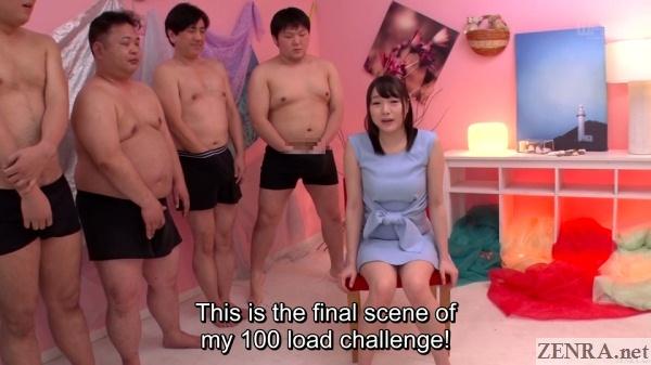 juice men assemble for final gokkun challenge