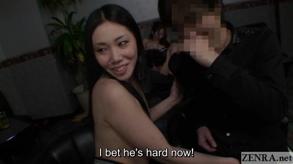 shizuki iroha topless swingers club foreplay