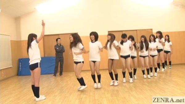 jav schoolgirls jump rope