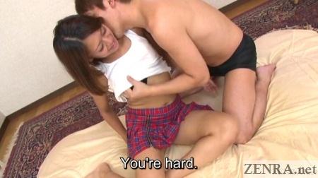japanese foreplay tan amateur