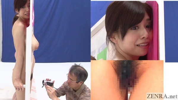 filming pussy hair in jav guessing game show