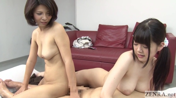 old vs young jav soapland