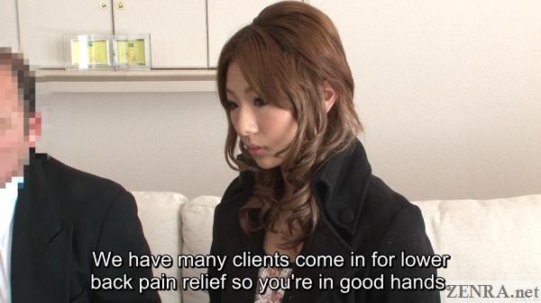 japanese hostess massage interview