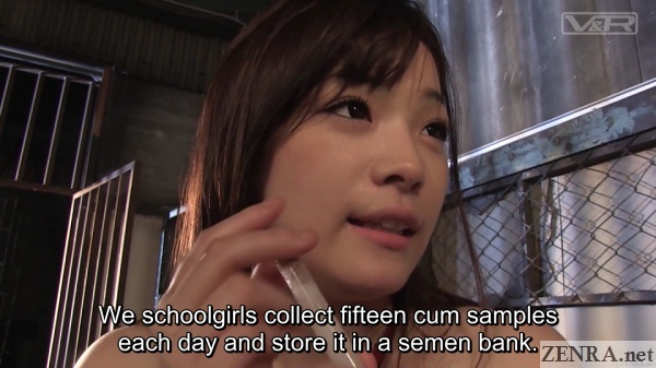 collecting cum to save japan