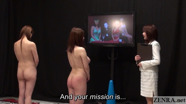 naked japanese wives await debt payback missions