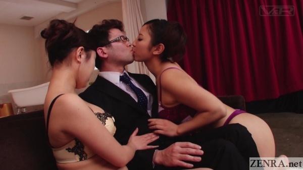 soapland queens kiss customer