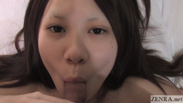 close up uncensored amateur jav dick in mouth