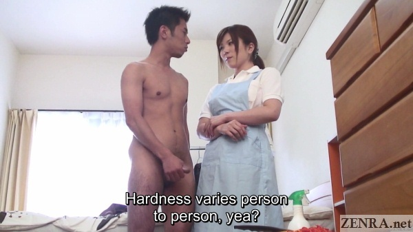 uncensored jav cfnm with maid
