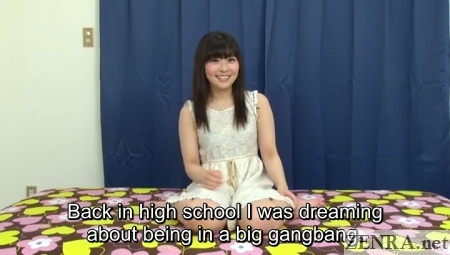 interview about gangbangs miori hara