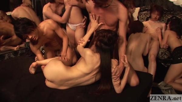 jav swingers club sex party